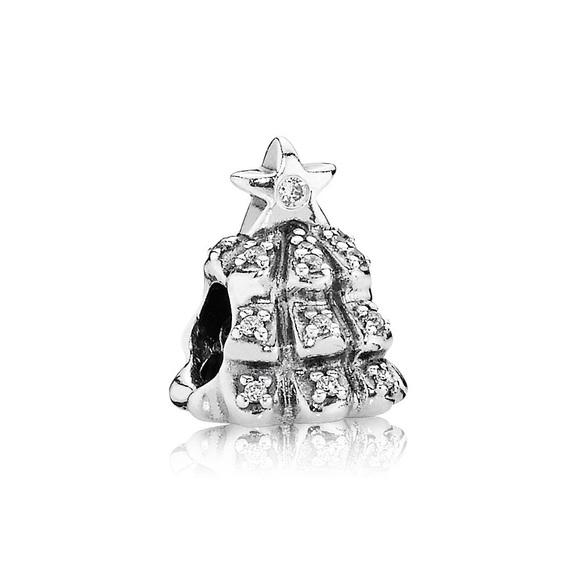 Pandora Jewelry   Christmas Tree Charm   Poshmark
